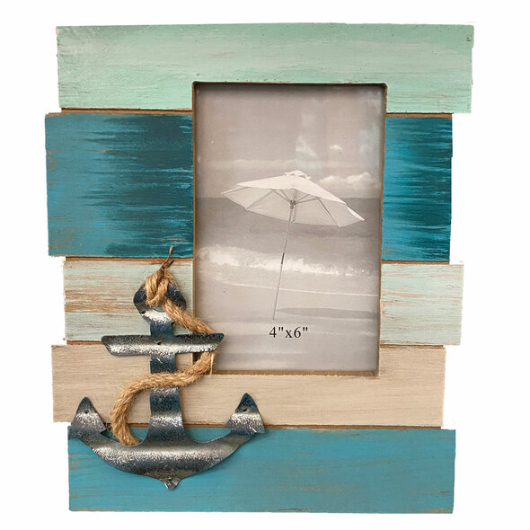 Anchor Picture Frame 4x6