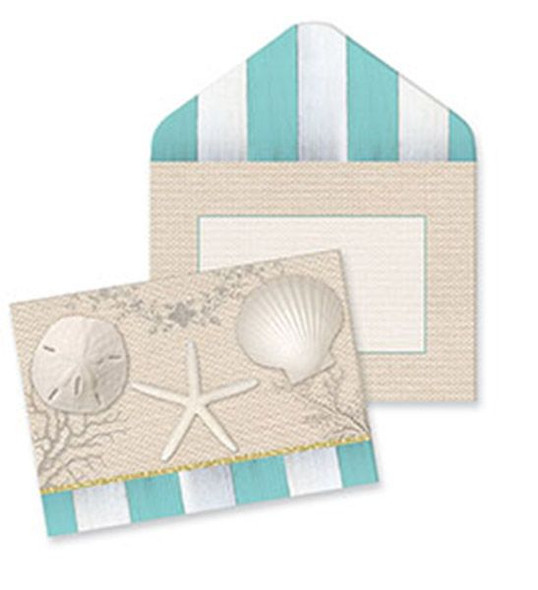 Beach House Note Cards