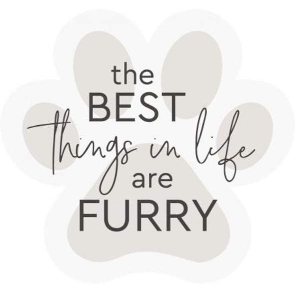 Best Things in Life are Furry