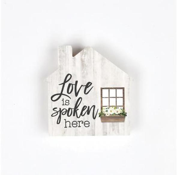 Live is Spoken Here