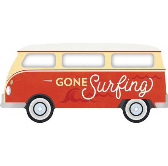 Gone Surfing VW