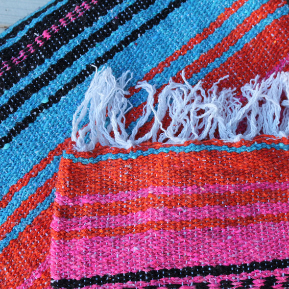 Mexican Falsa Blanket