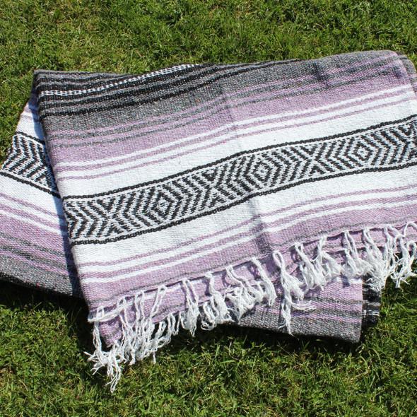 Mexican Falsa Blanket