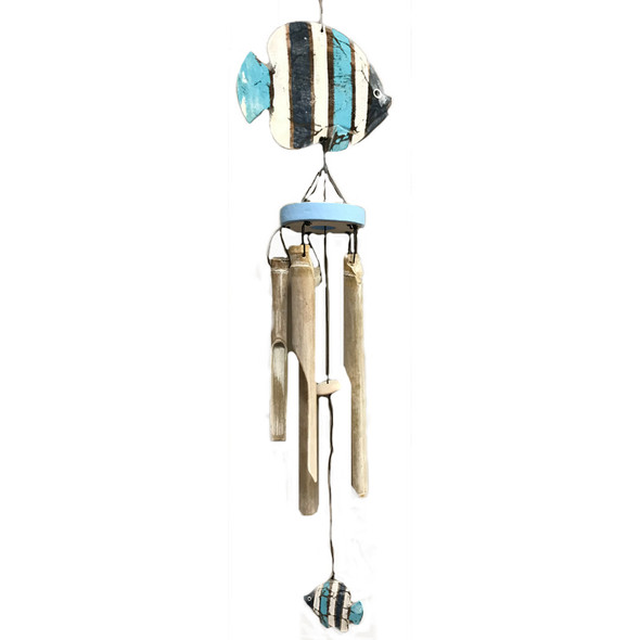 Tropical Fish Wind Chime