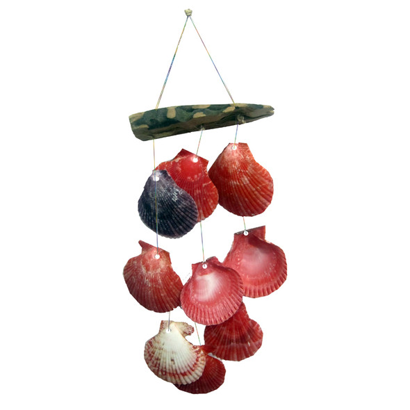 Pectin Shell Wind Chime