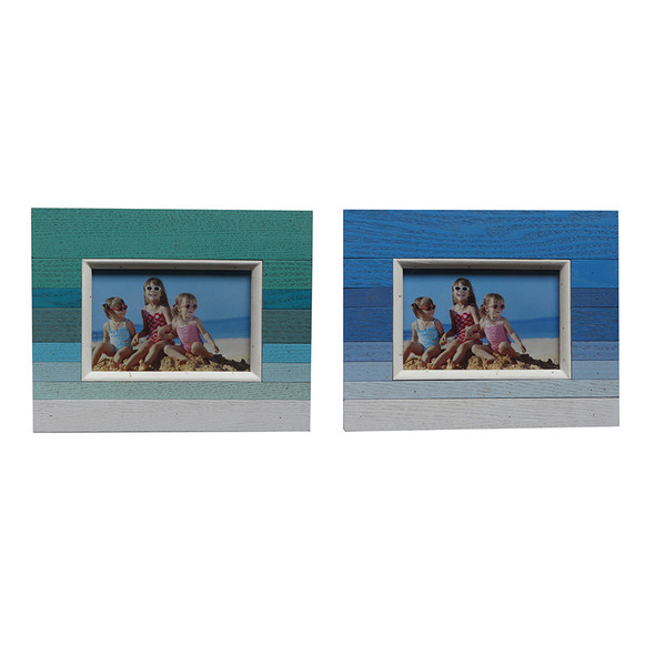 Blue Coastal Picture Frames