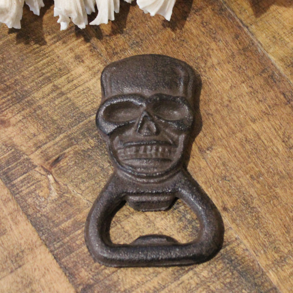 Iron Skull Bottle Opener