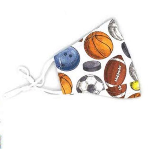 Sports Kids Mask