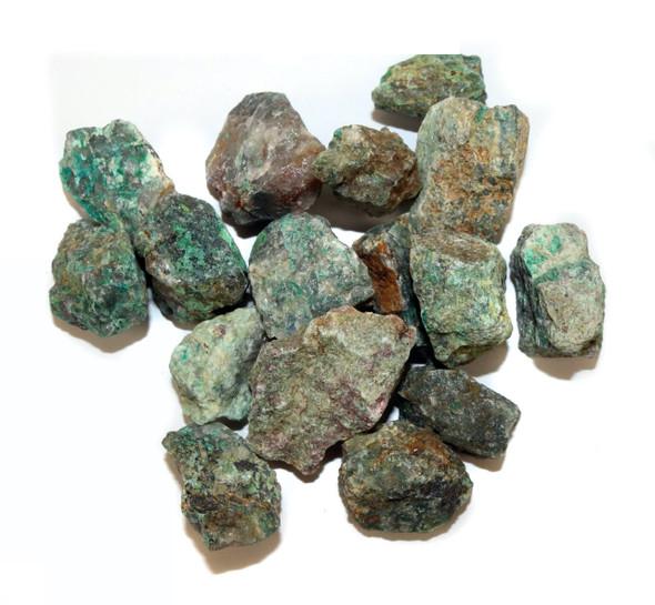 Rough Chrysocolla Stone