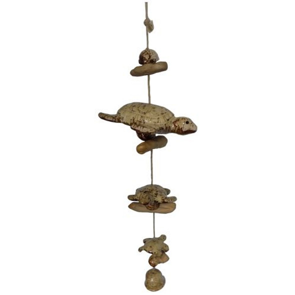 Porcelain Turtles Chime