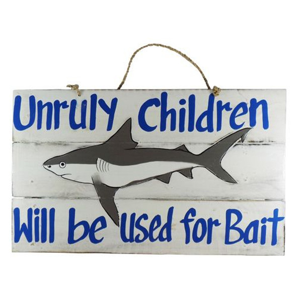 Unruly Children will be used as Bait