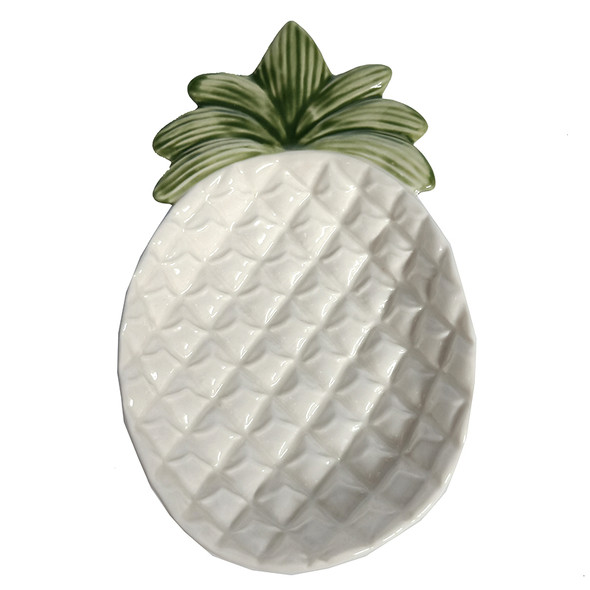 White Pineapple Dish