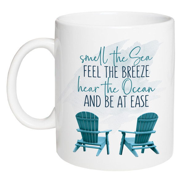 Smell the Sea Mug