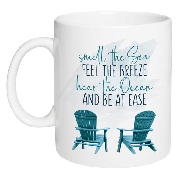 Smell the Sea Mug