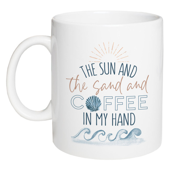 Coffee in My Hand Mug