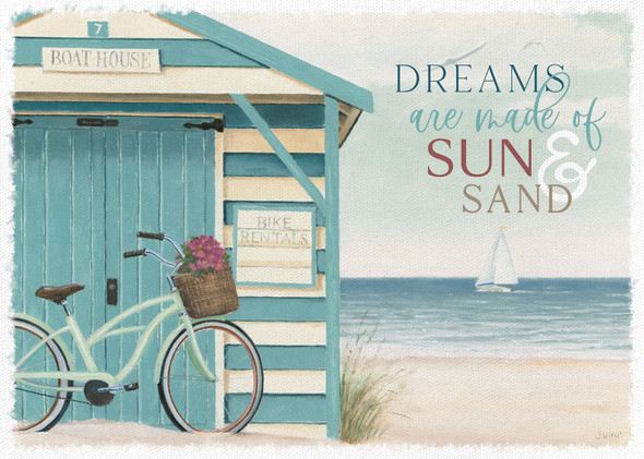 Dreams are Made of Sun & Sand