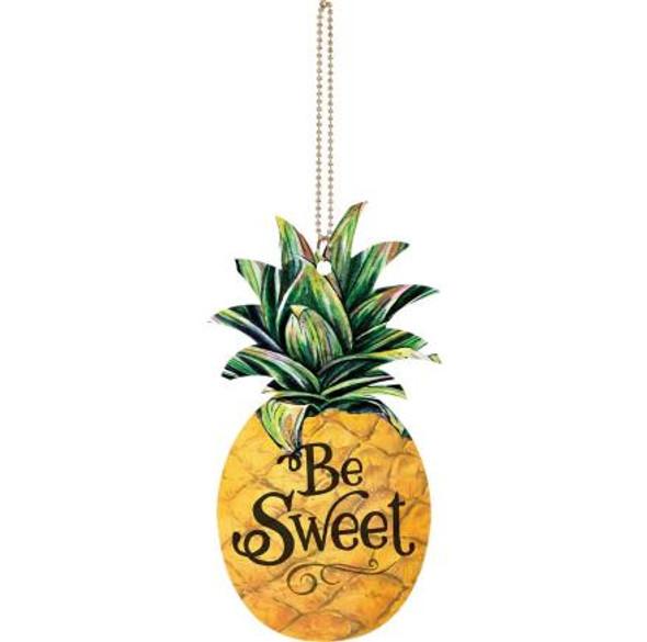 Be Sweet Pineapple Charm