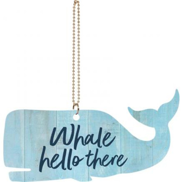 Whale Hello There Charm