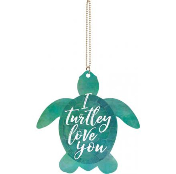 Turtley Love You Charm