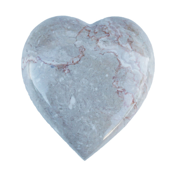 Champagne Stone Heart