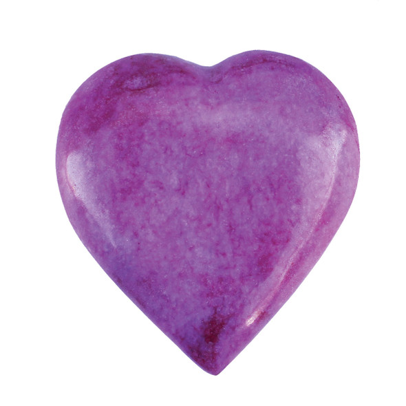 Pink Stone Heart