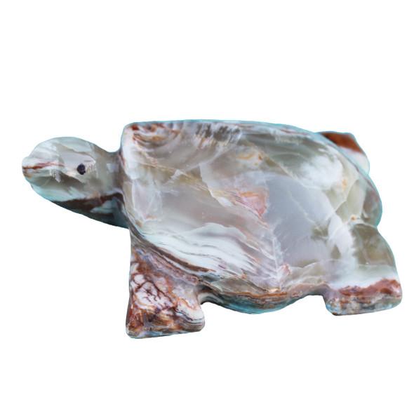 "4"" Onyx Turtle"