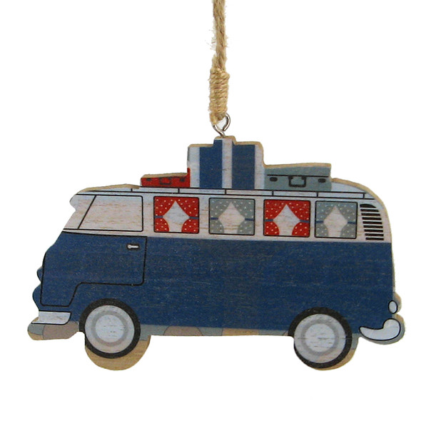 Vacation Van Ornament