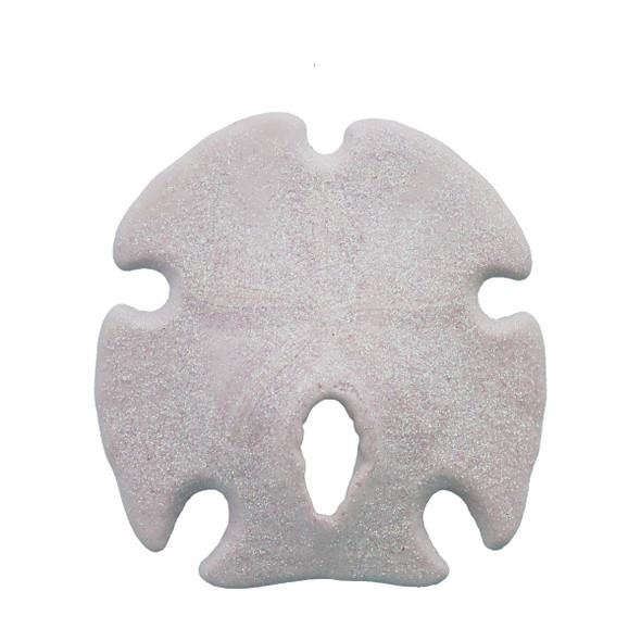 Arrowhead Sand Dollar Glitter Ornament