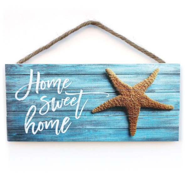 Home Sweet Home with Starfish