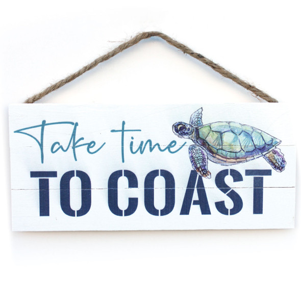 Take Time to Coast