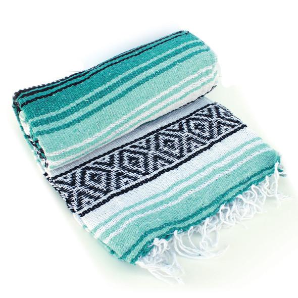 Baja Throw Blanket