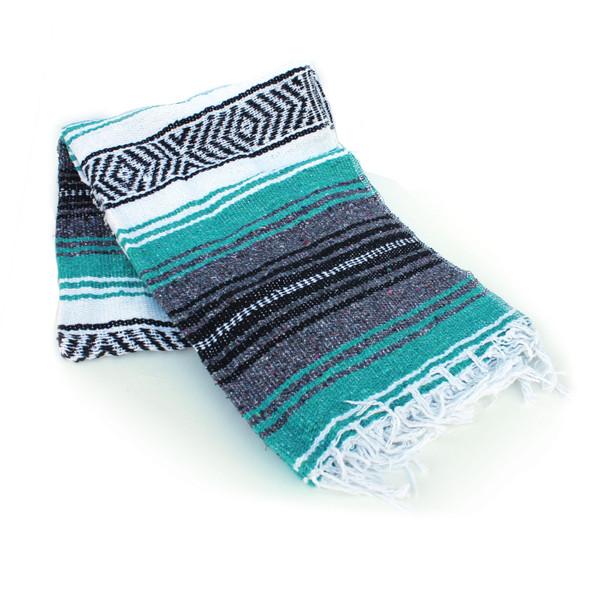 Teal Beach Blanket