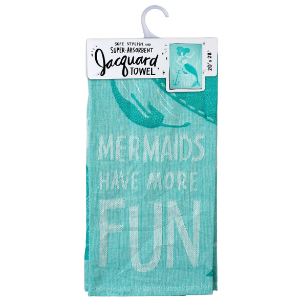 Mermaids Have all the Fun Towels