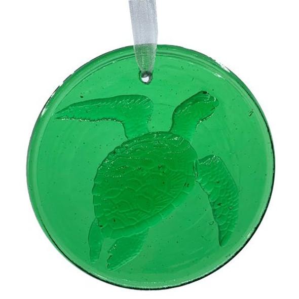 Green Sea Turtle Sun Catcher