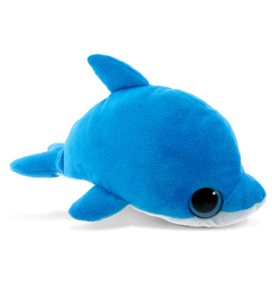 Blue Dolphin Stuffed Animal