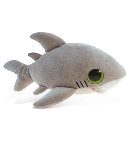 "Shark 6"" Big Eye Plush"