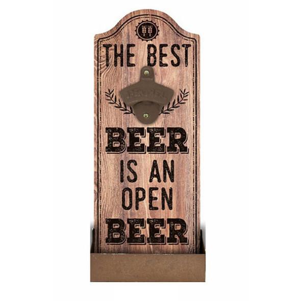 Best Beer is An Open Beer