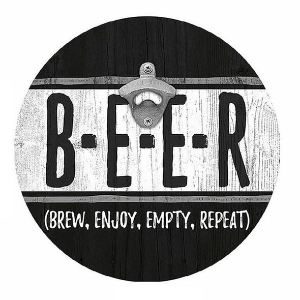 Brew, Enjoy, Empty, Repeat