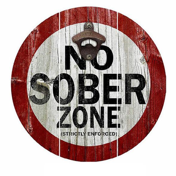 No Sober Zone