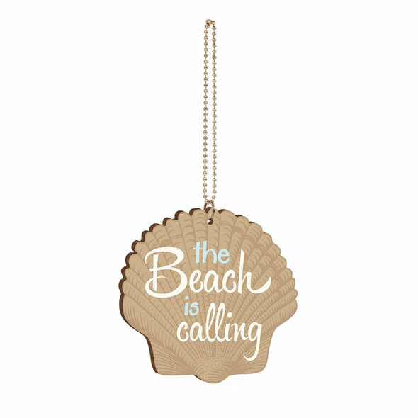 The Beach is Calling Charm