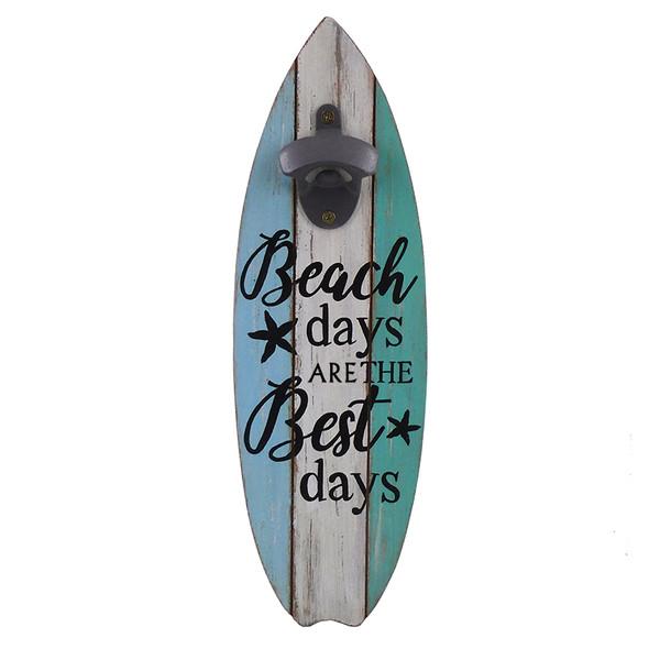 Beach Days Bottle Opener