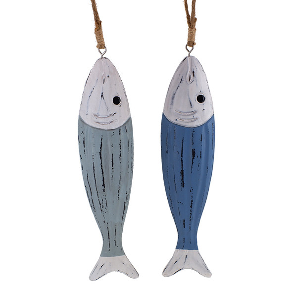 Hanging Fish Decor