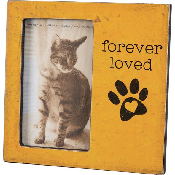Forever Loved Cat