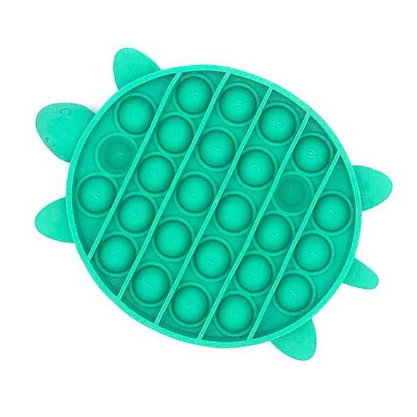 Turtle Fidget Popper