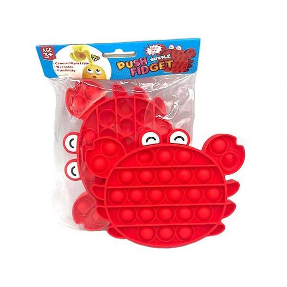 Crab Fidget Popper