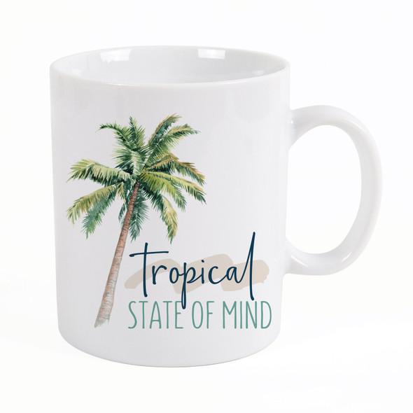 Tropical State of Mind Mug