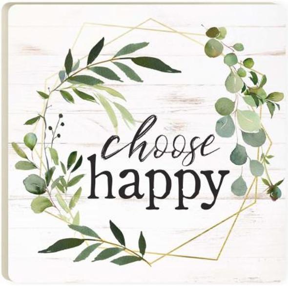 Choose Happy Coaster