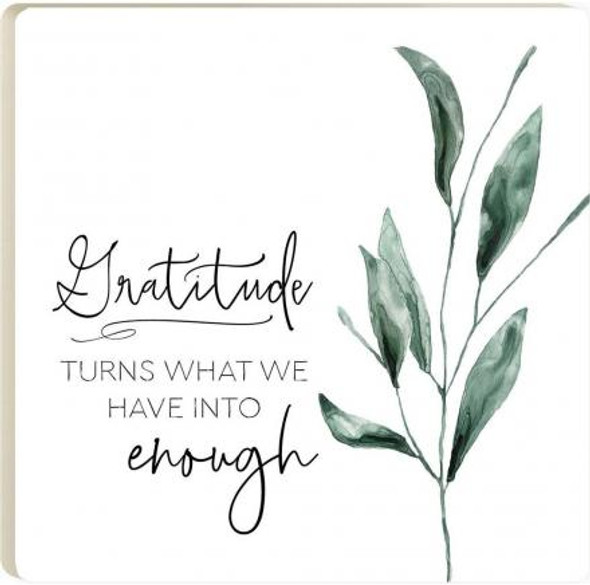 Gratitude Coaster