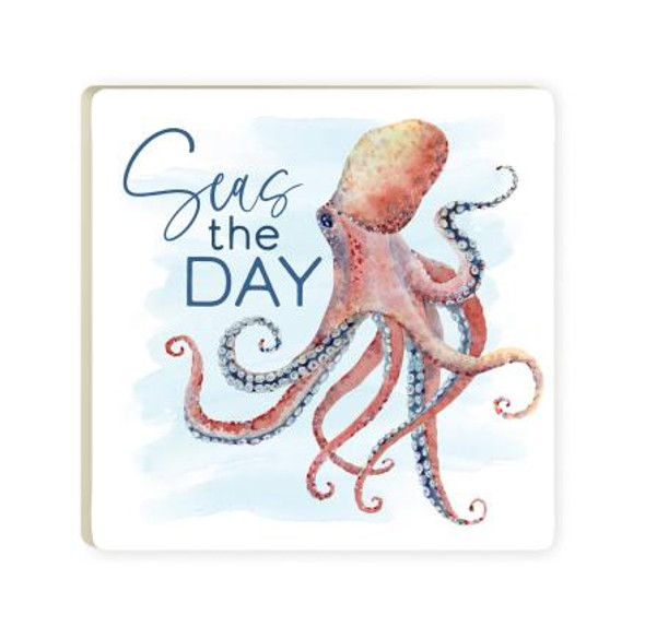 Seas the Day Octopus