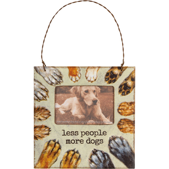 Less People, More Dogs